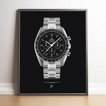 Nine37: Omega Speedmaster (Kuva: Nine37)