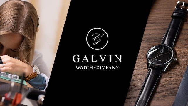 Galvin Watch Company Alku