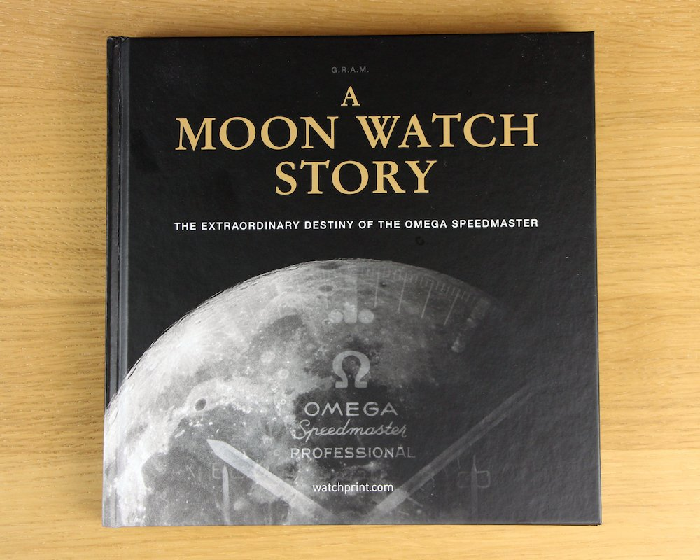 A Moon Watch Story.